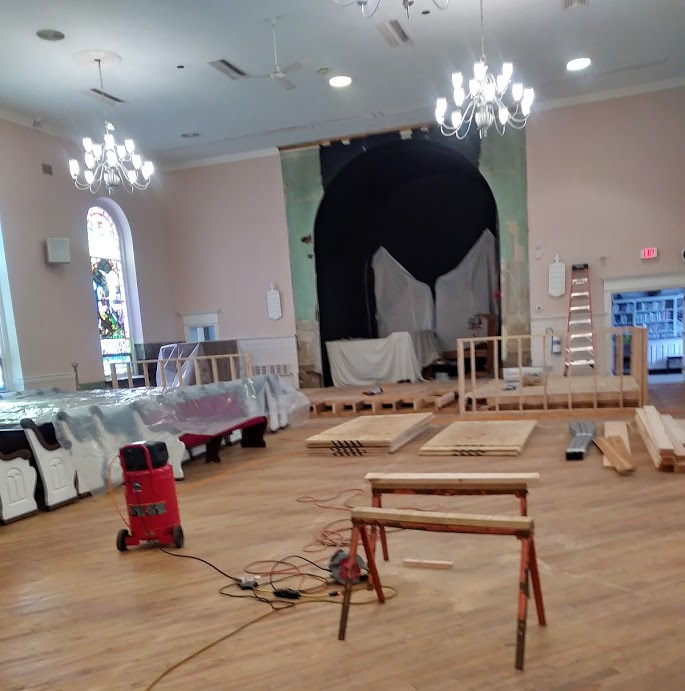 Empty Organ Chamber 2018