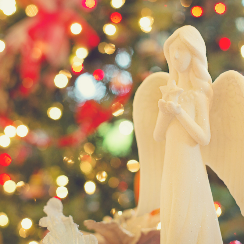 Touched by an Angel: a New Jersey Memory