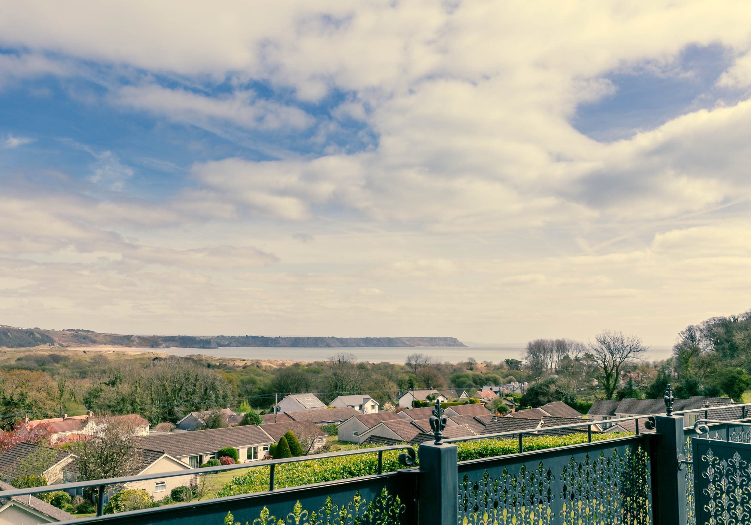 Bayview Oxwich holiday apartment