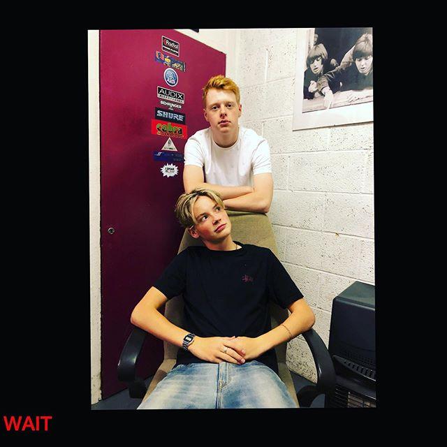 Looking at the gods- top right corner ☝🏻☝🏻- #beatles @thebeatles - - - - - - - - - - - -- - - - - - - - - - - - - - -#punk #punkrock #indiemusic #indieband #londonpunk #bbcintroducing #isleofwhitefestival #rocknroll #waitbandofficial #wait