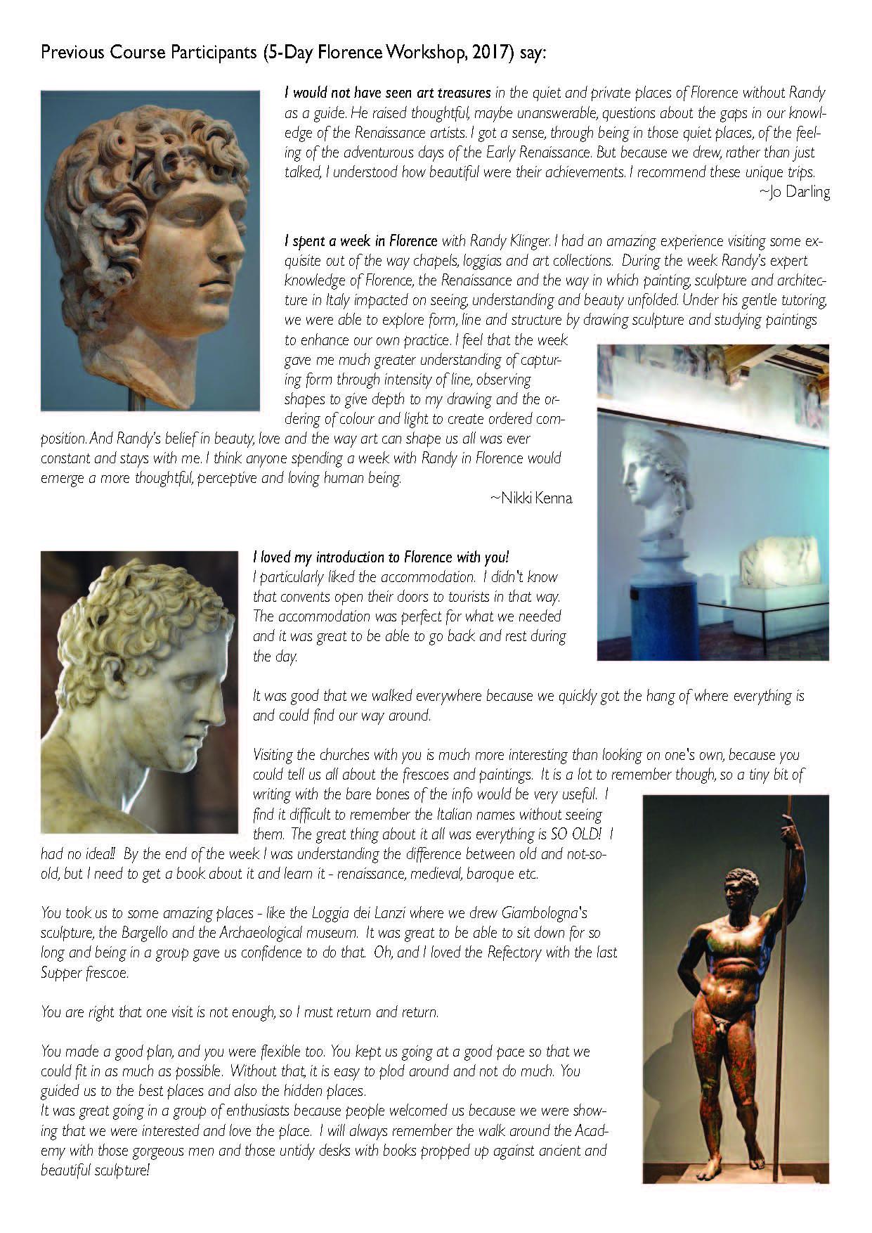 Testimonials Page 1