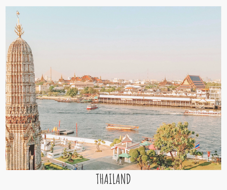 Definitely a unique experience in Thailand: culture, cuisine, and a mix of calm & chaos!