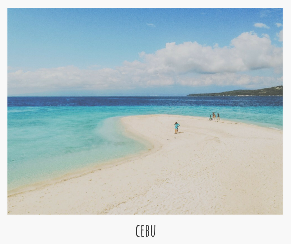 Experience both tropical & city life in Cebu! It's also home to the best lechon in the country! :)