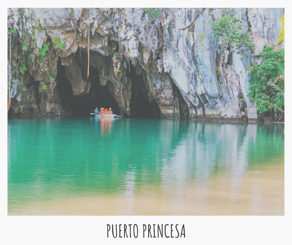 "Explore the ""New 7 Wonders of Nature"", Puerto Princesa's Underground River! Go island hopping in Honda Bay, and enjoy a picnic lunch by the beach!"