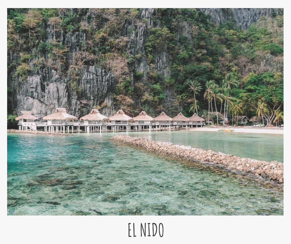 Fall in love with El Nido's turquoise waters, secret lagoons, serene beaches, limestone cliffs, and underwater friends! Often voted as one of the best islands in the world!