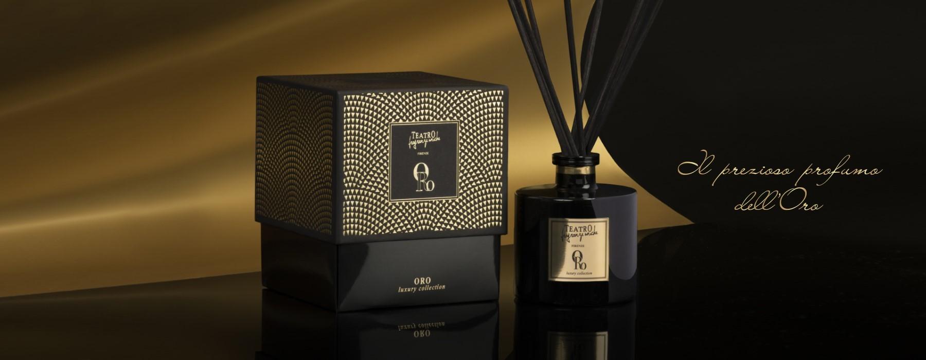 Oro - la nuova fragranza