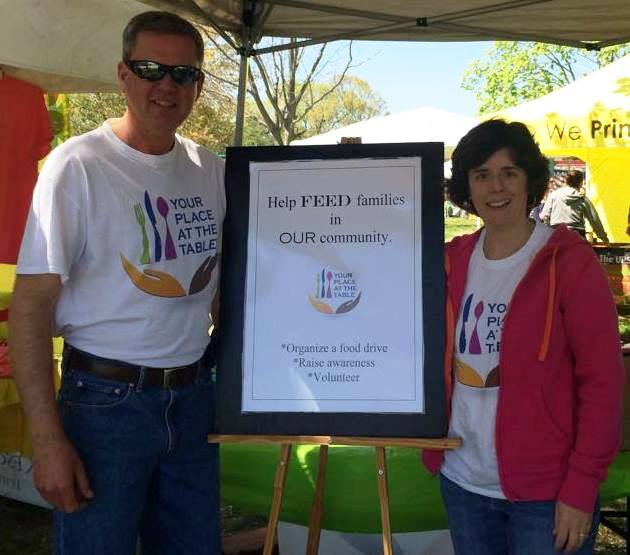 Your Place At The Table (YPATT) -  Help feed families in our community.