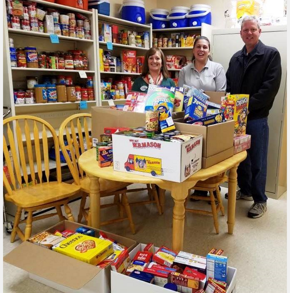 Your Place At The Table (YPATT) - Food Pantry