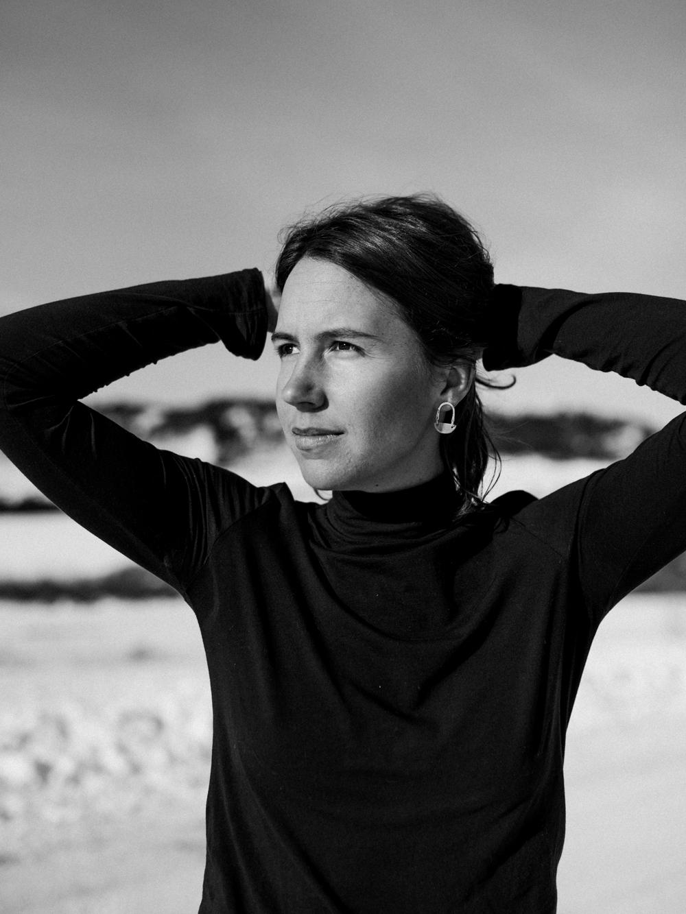 Portrait by  Jade Elhardt
