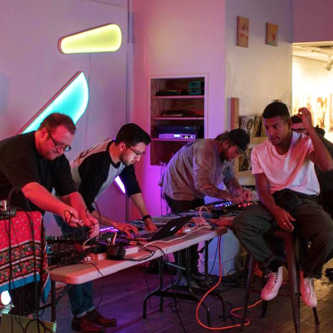 Sound Lab with Oreo Jones - Last Wednesday of every monthfrom 7-8pmA free-form collaborative sound project open to the public. LIVE on WQRT with Oreo Jones. Bring your experimental electronics over to Listen Hear.