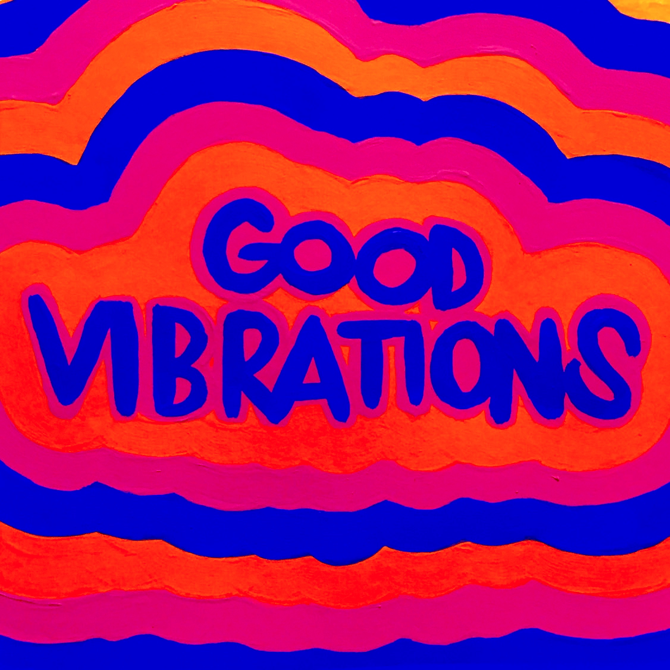 Good Vibrations by Carlie Foreman - LIVE 1st + 3rd Wed at 5pmAll electronica, from ambient and synth pop to heavy bass. Previous episodes here.