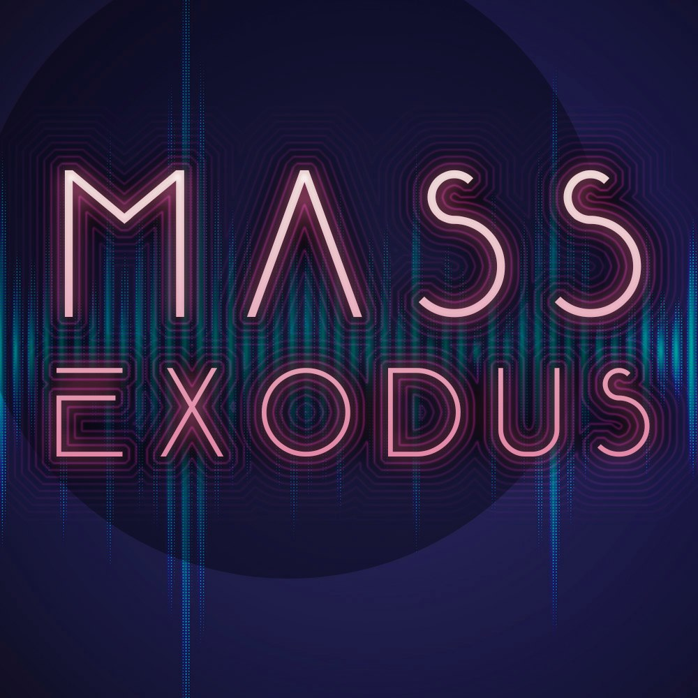 Mass Exodus by Joel Adams - Fridays at 5pmPulsating rhythms for the drive home—gothic, industrial, new wave, retro wave, Ital disco, and more with your host who's lived it all. Previous episodes here.