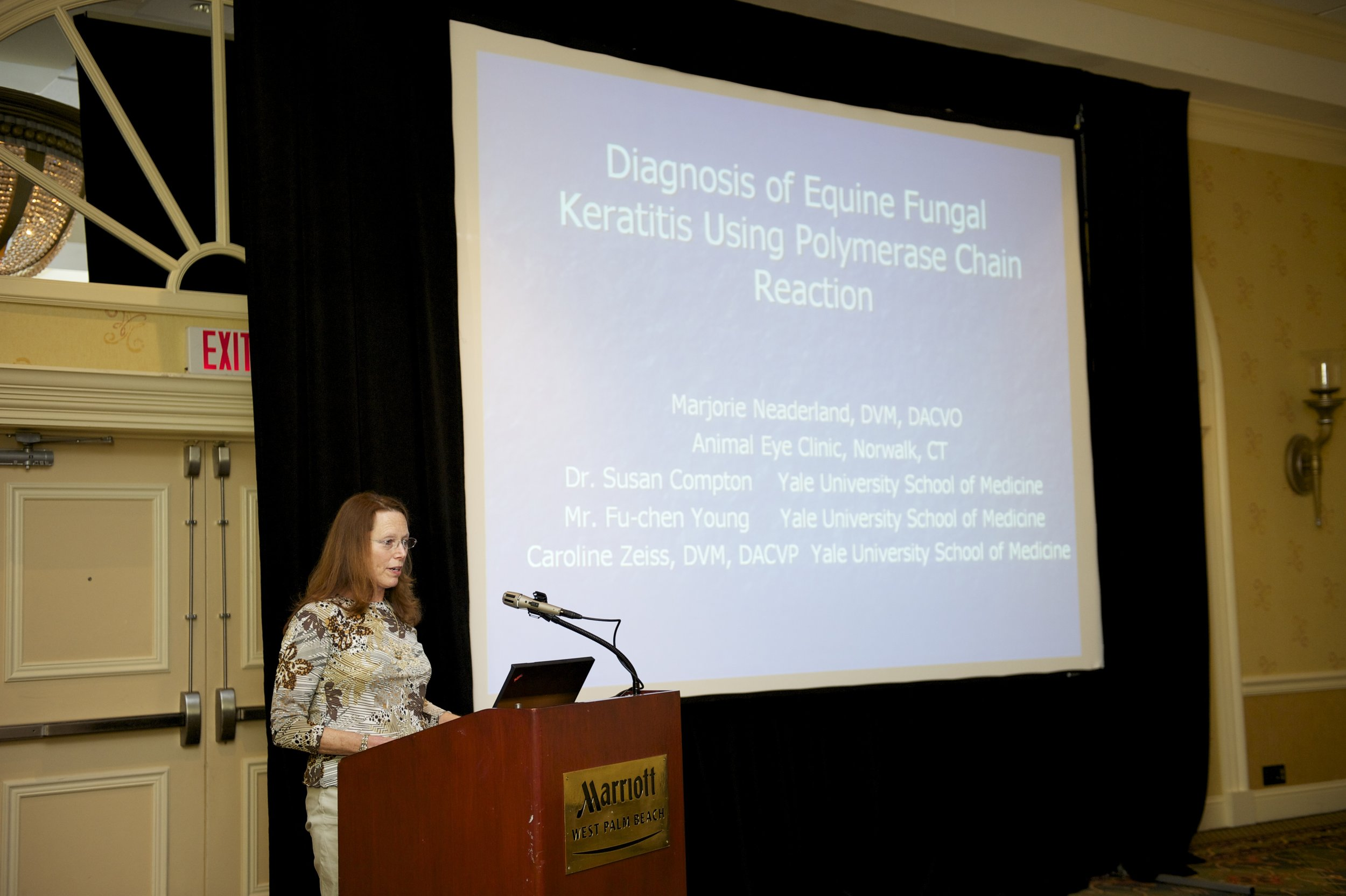 IEOC West Palm Beach, FL - Scientific Lecture, 2011