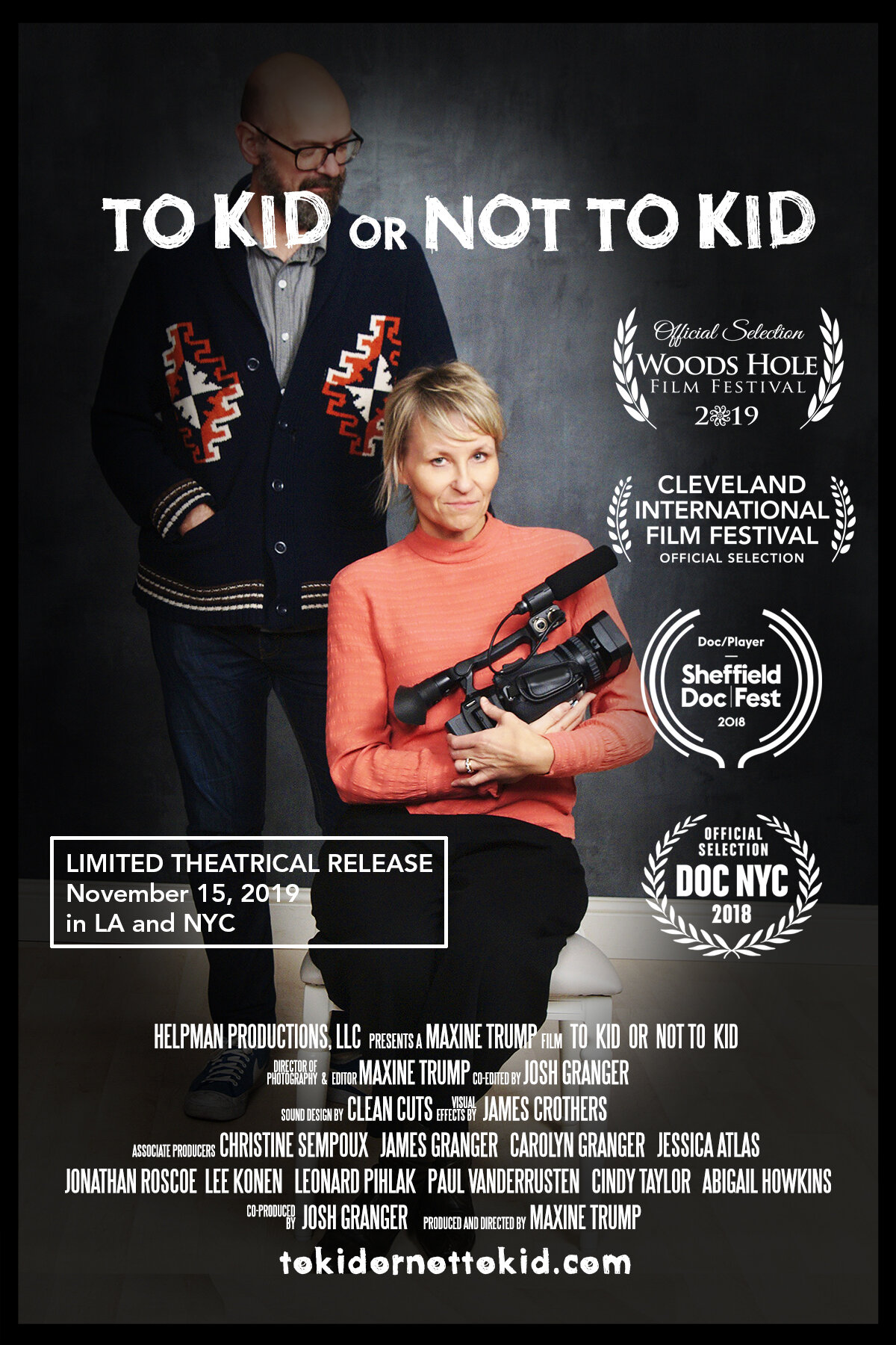 Childfree film to kid or not to kid release