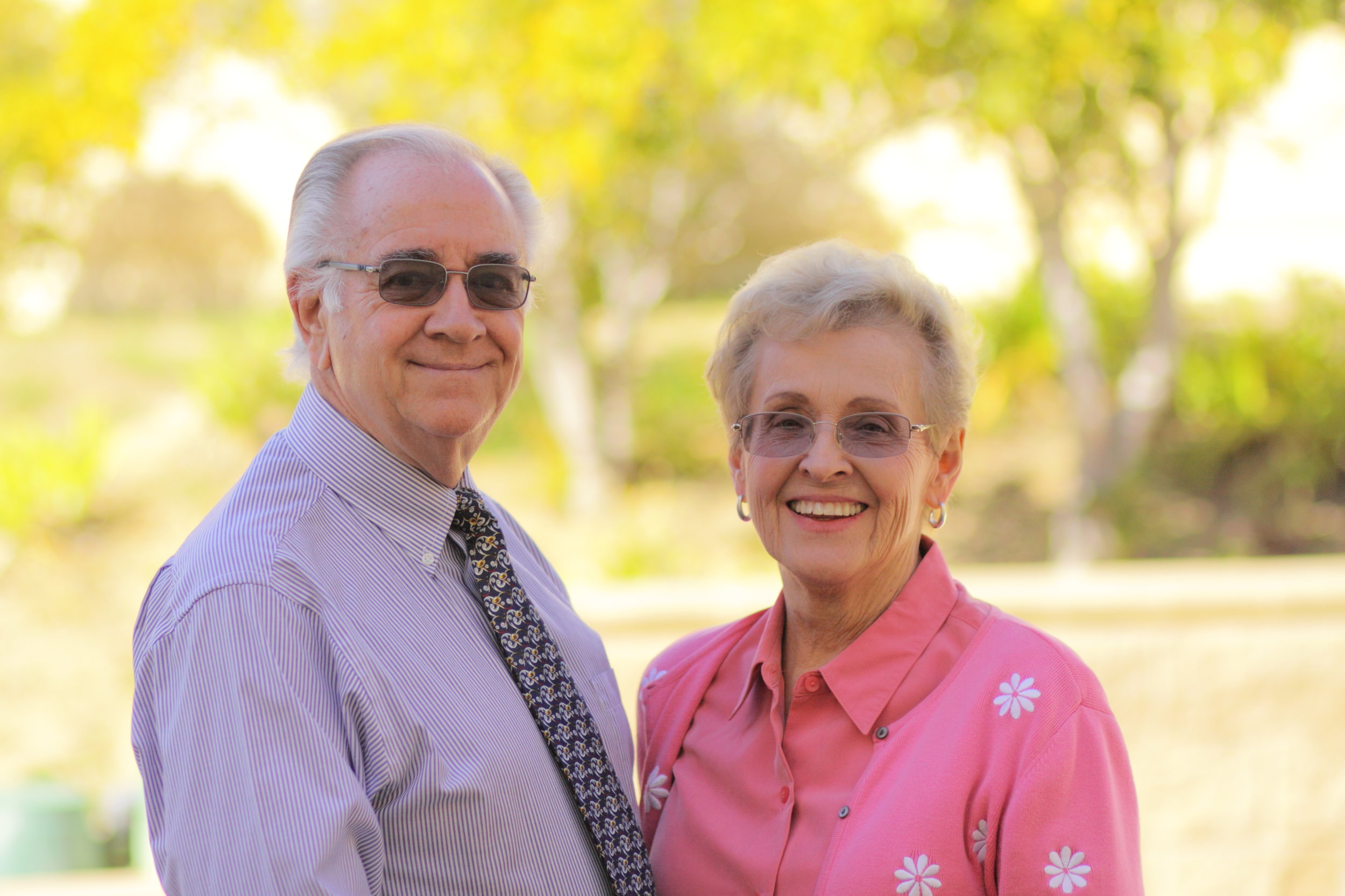 Bruce Summers   Bruce is a Deacon of Grace Fallbrook.  Bruce and his wife Genie have two adult children, and two grandchildren.