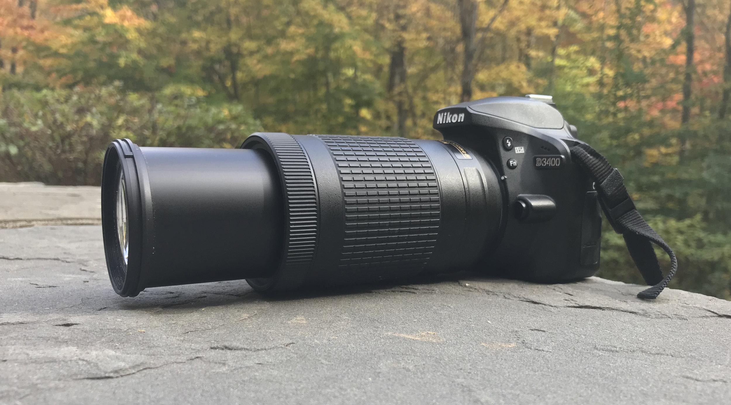 Telephoto Lens - 300mm
