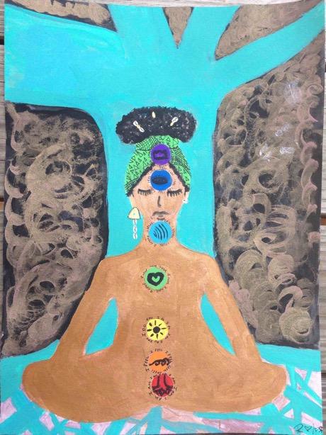 O'Lola by roma|amor - Moving Into AlignmentGuiding Placard