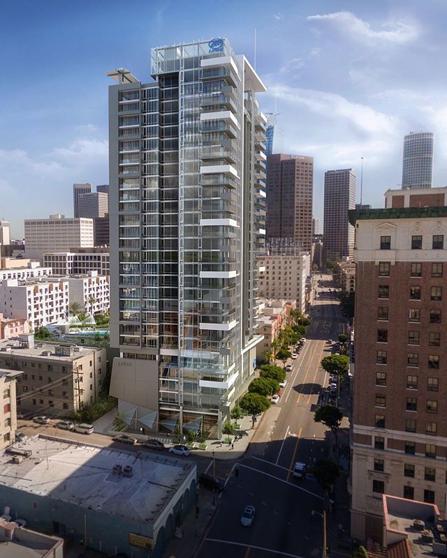 A mixed-use, 30-story high rise, Lifan Tower is being developed to transform the landscape of Downtown Los Angeles. With over 300 units and 6,000 square feet of retail space, the possibilities are endless. Check out the link in our bio for more information!