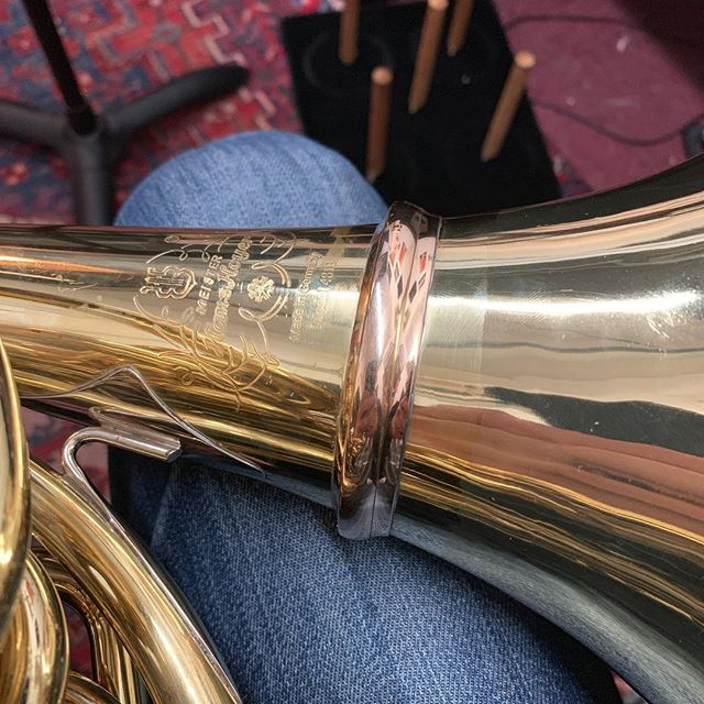 I put a ring on it. Well, Jesus and @jlandressbrass did. I'm long overdue for a yelp review, because no one does it better than J. Landress Brass! Go give 'em your money.