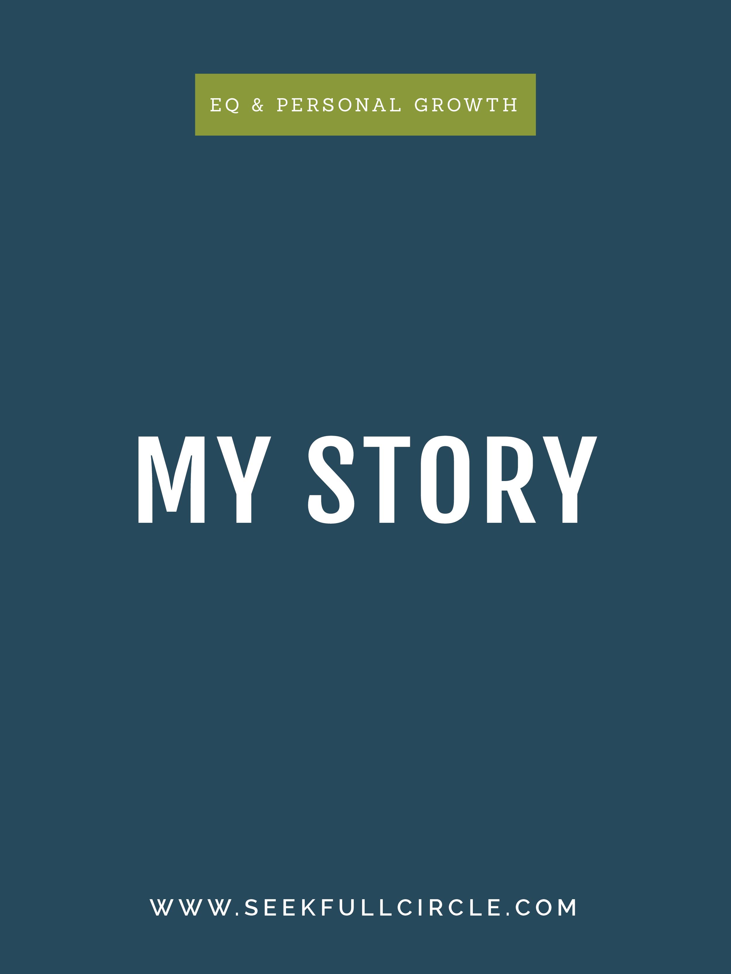 kim waltman fullcircle creative + coaching my story