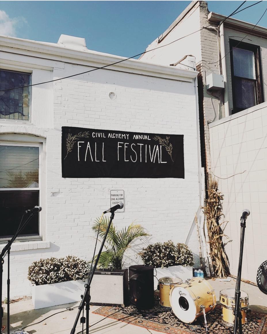 Annual FALL FESTIVAL -