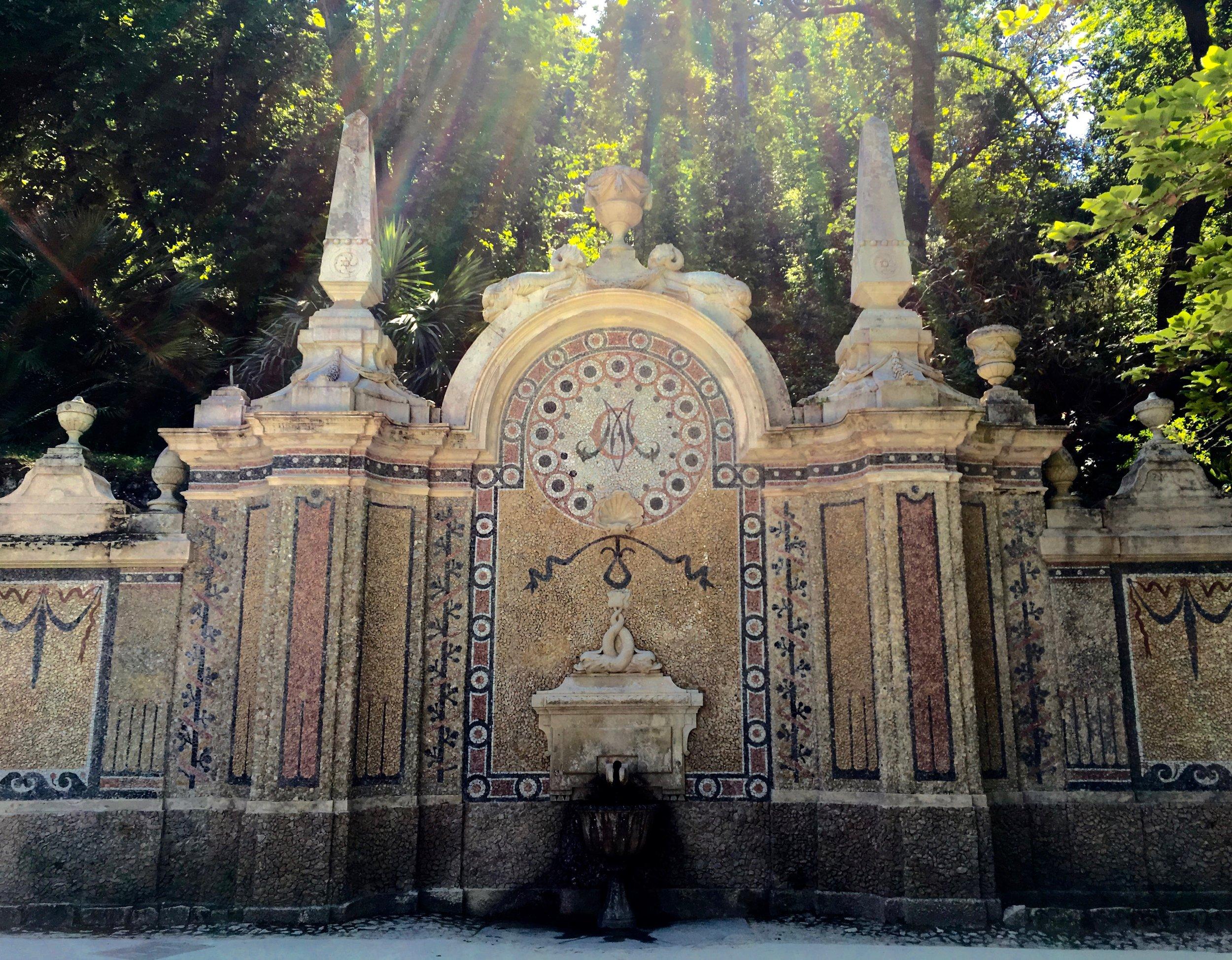 Quinta da Regaleira - LoveTheAlchemist.com