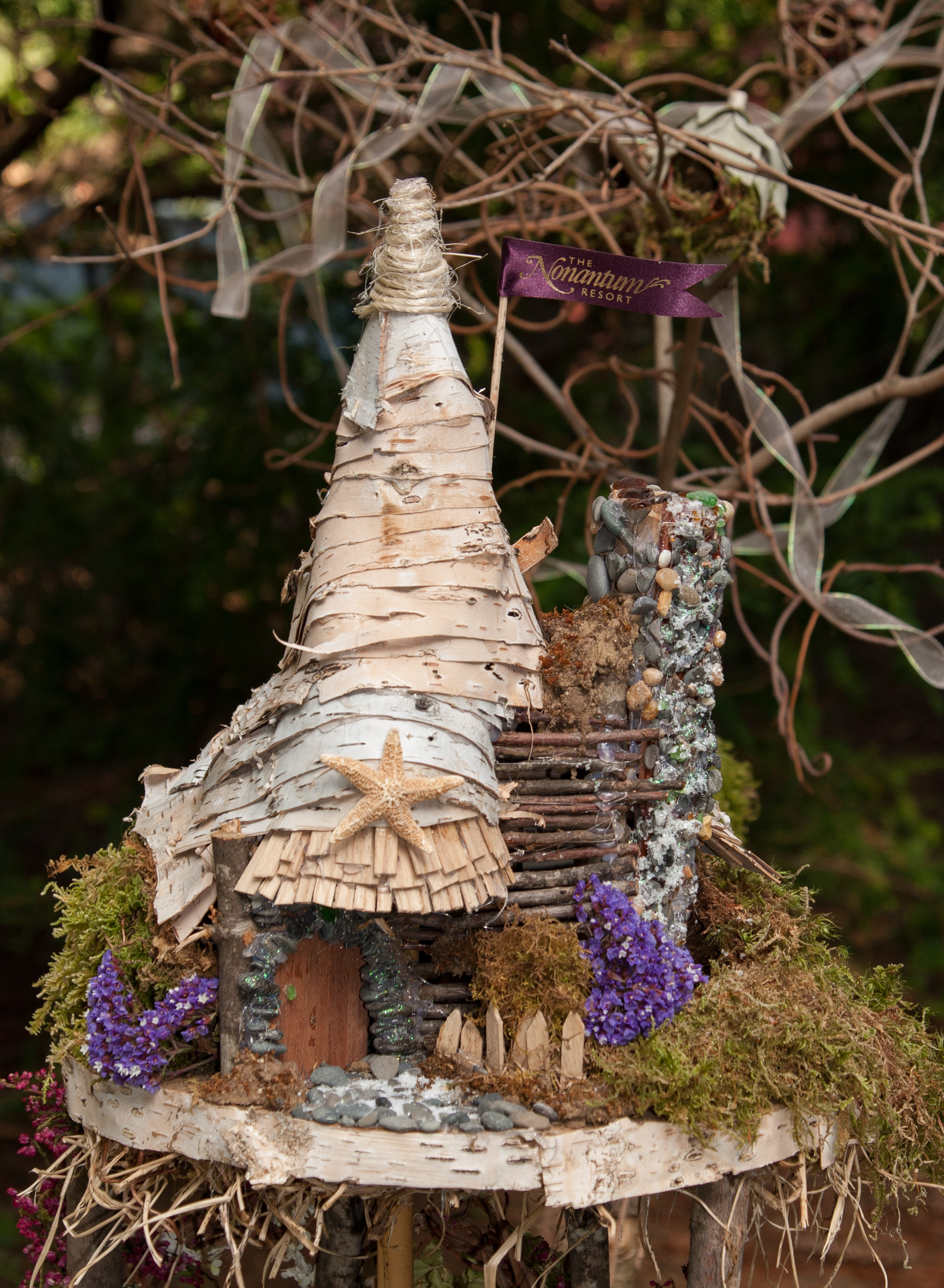Fairy Penthouse -Nancy Ames-
