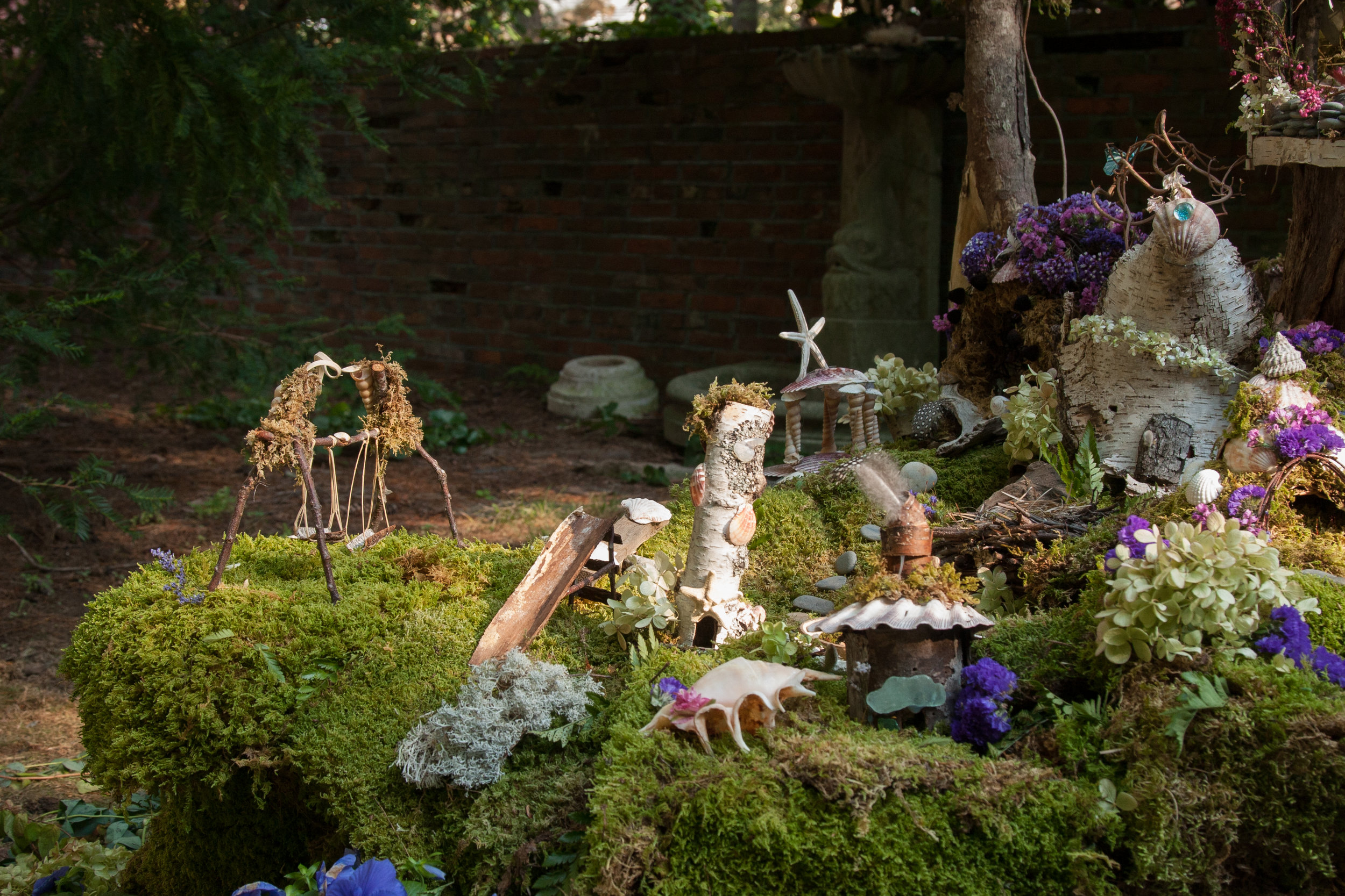 Fairy Playground -Nancy Ames-