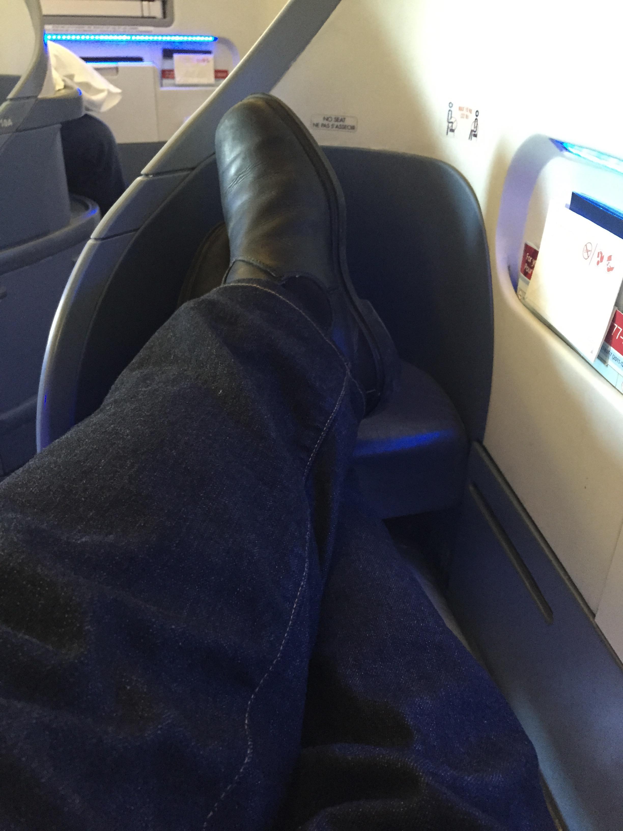 Air Canada 777 Pod Seat