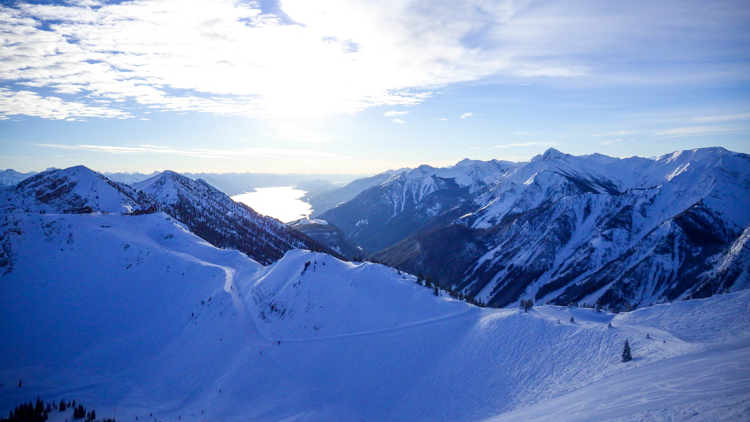 Kicking Horse is one of my favourite mountains for the views