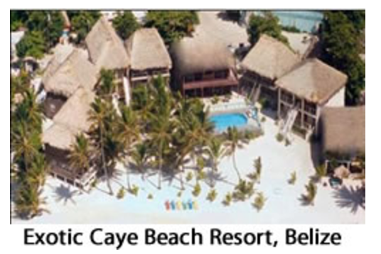 Exotic Caye Beach Resort, Belize