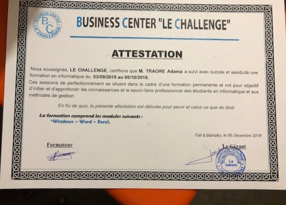 Certificate for Adama computer training.jpg
