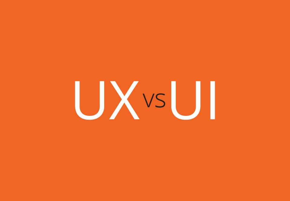 Ux vs UI Graphic
