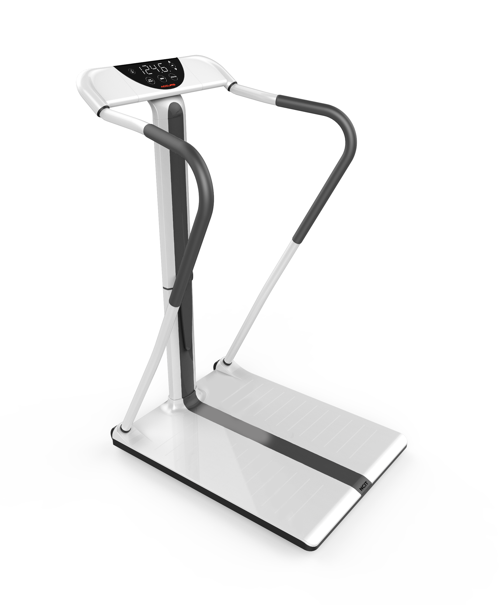 High quality render of the NCIT Digital Hand Rail Scale