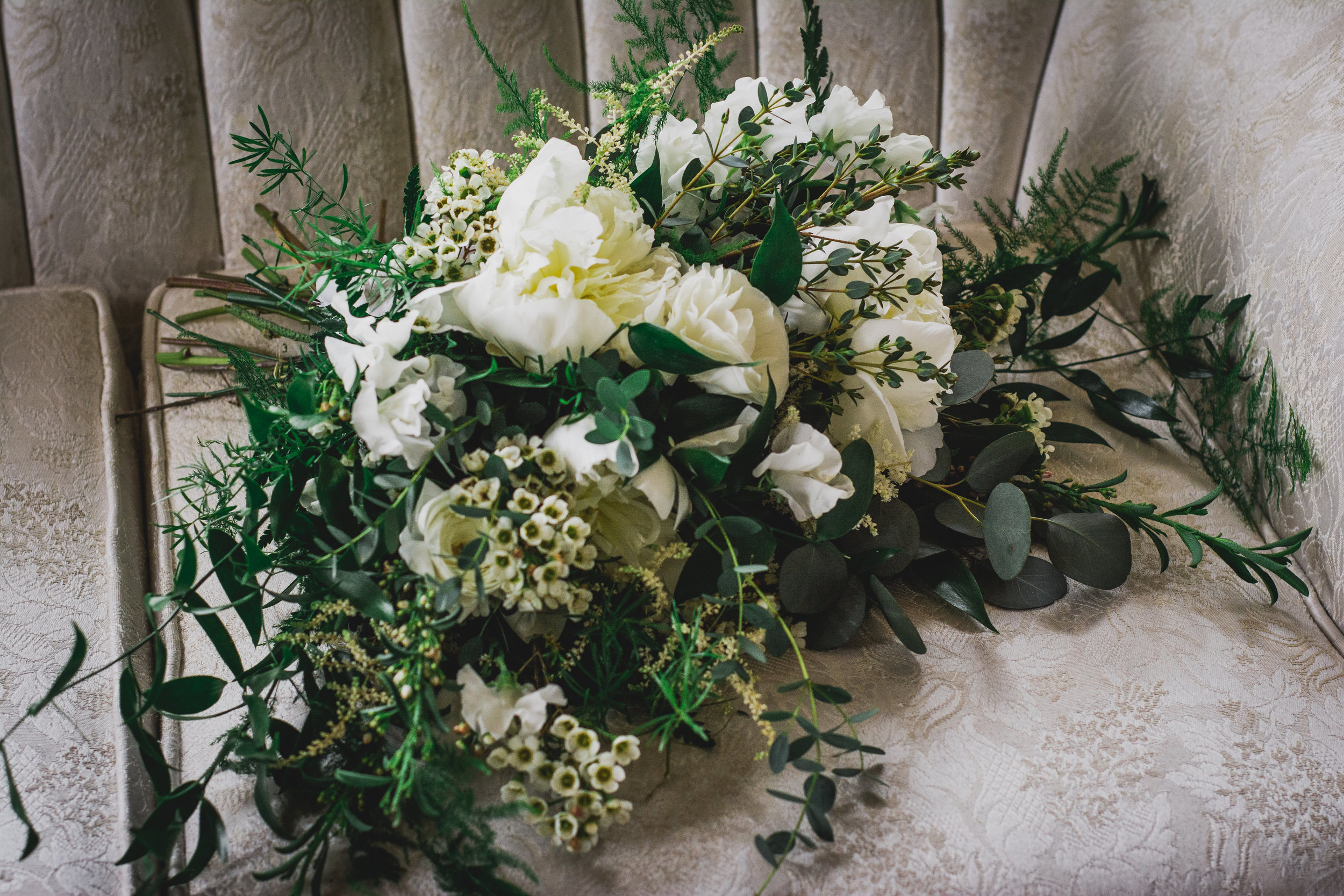 Wedding Planner Winnipeg Green and Grey Wedding Inspiration