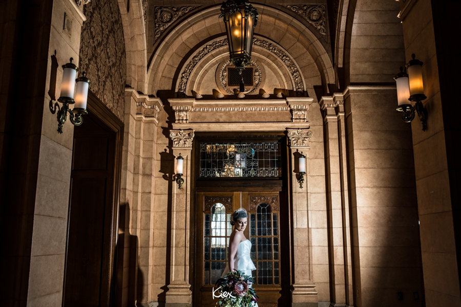 Bridal Portrait Fort Garry Hotel Winnipeg Wedding Coordinator