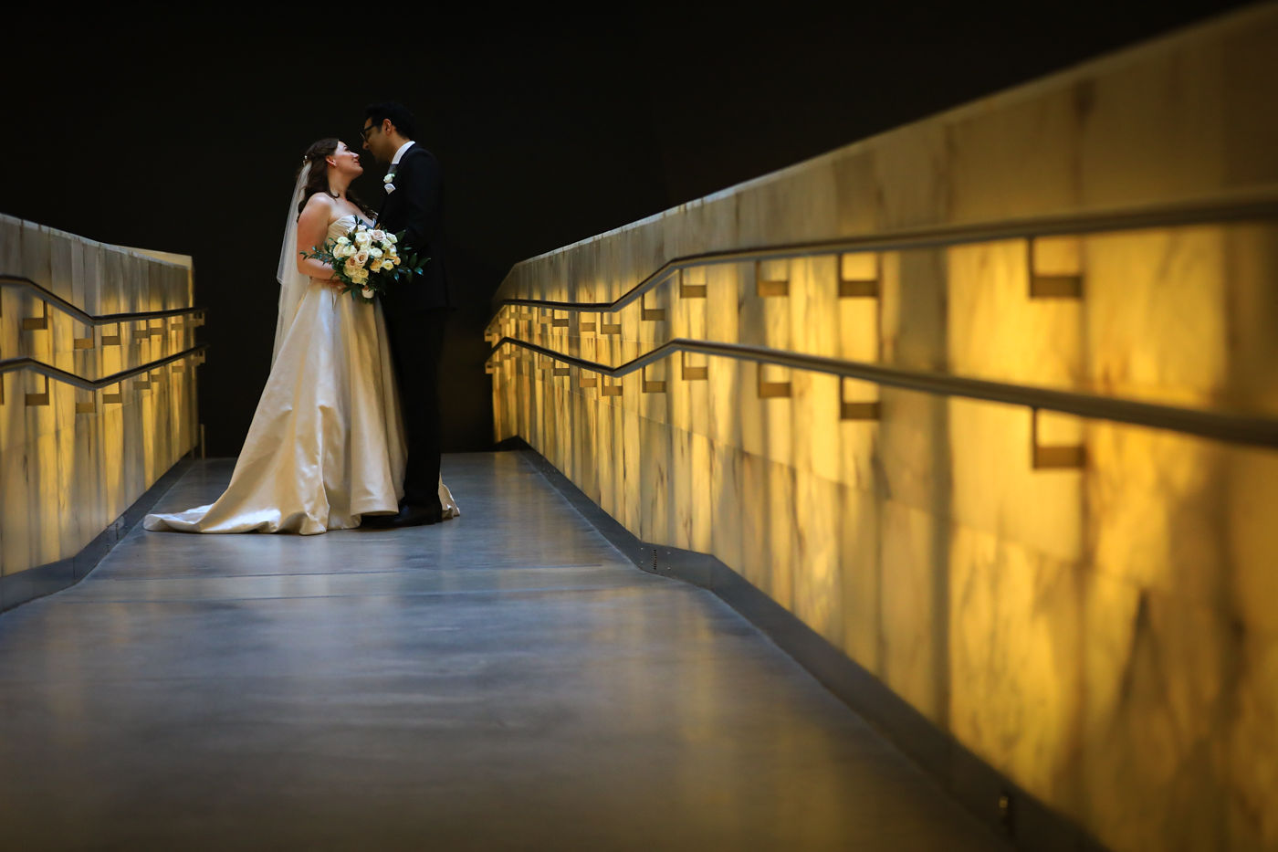 Winnipeg Wedding Planner CMHR Wedding