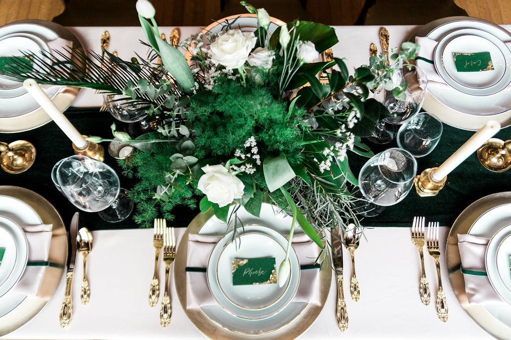Greenery Wedding Manitoba Club Wedding Winnipeg Event Planner