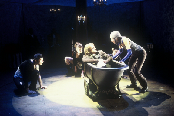 From  N (Bonaparte) , The Ko Festival of Performance, 2006