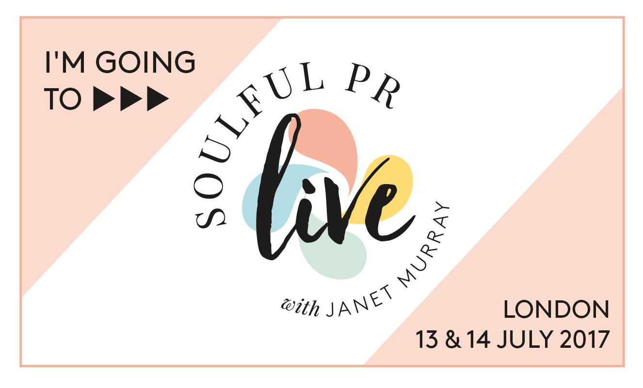 soulful pr live banner