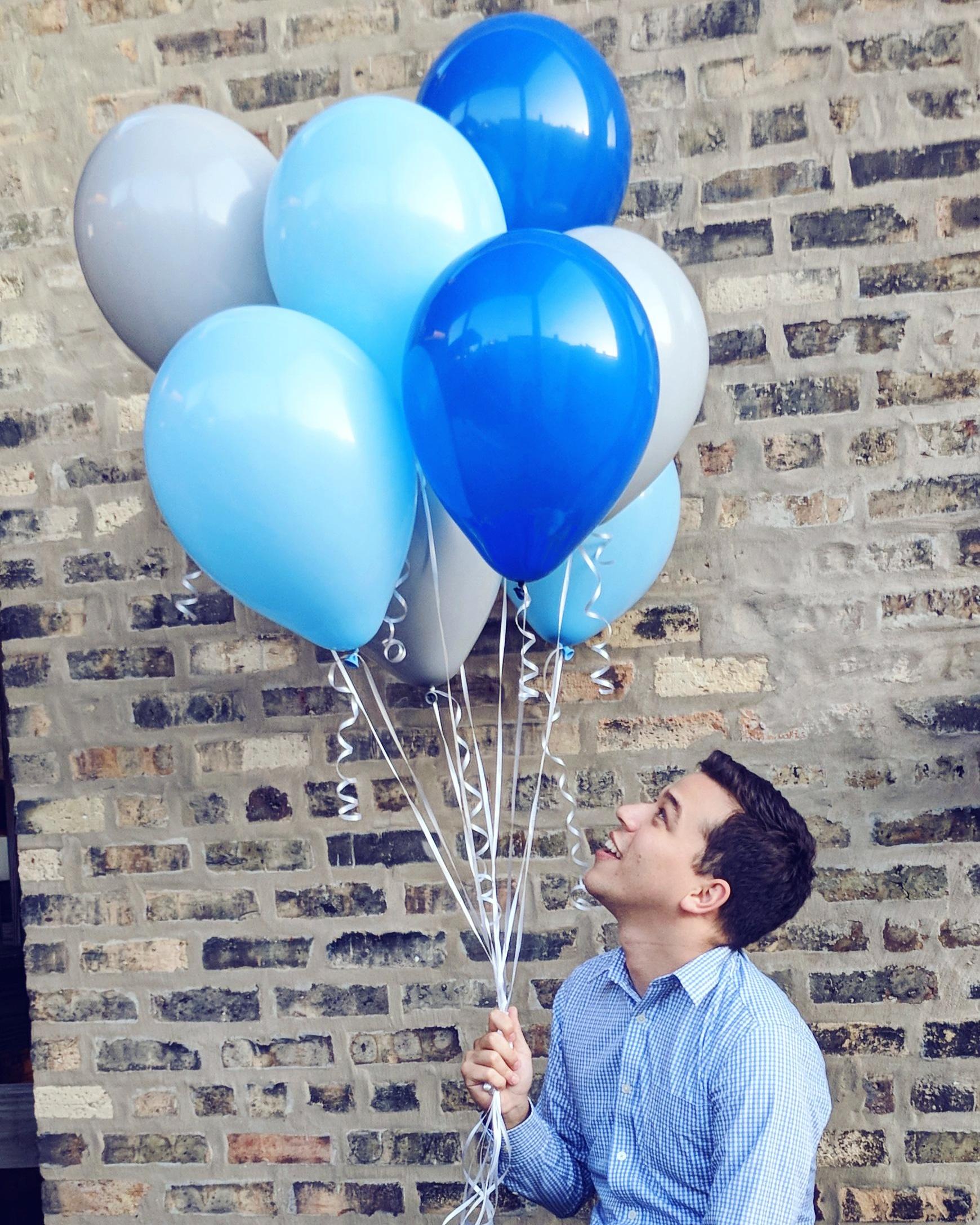 Helium Balloons -