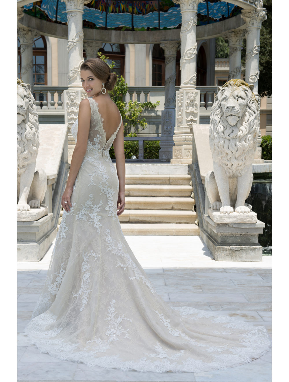 Dress VE8302N back