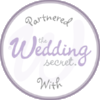 We are partnered with The Wedding Secret