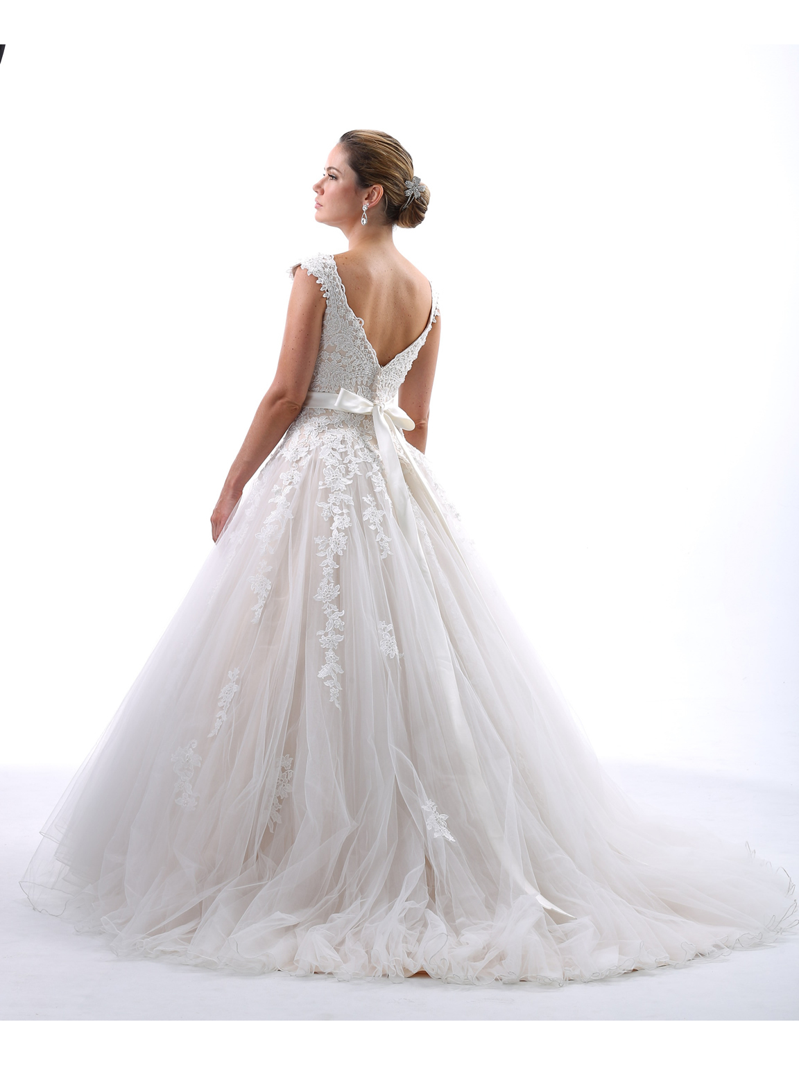 Dress VE8705B