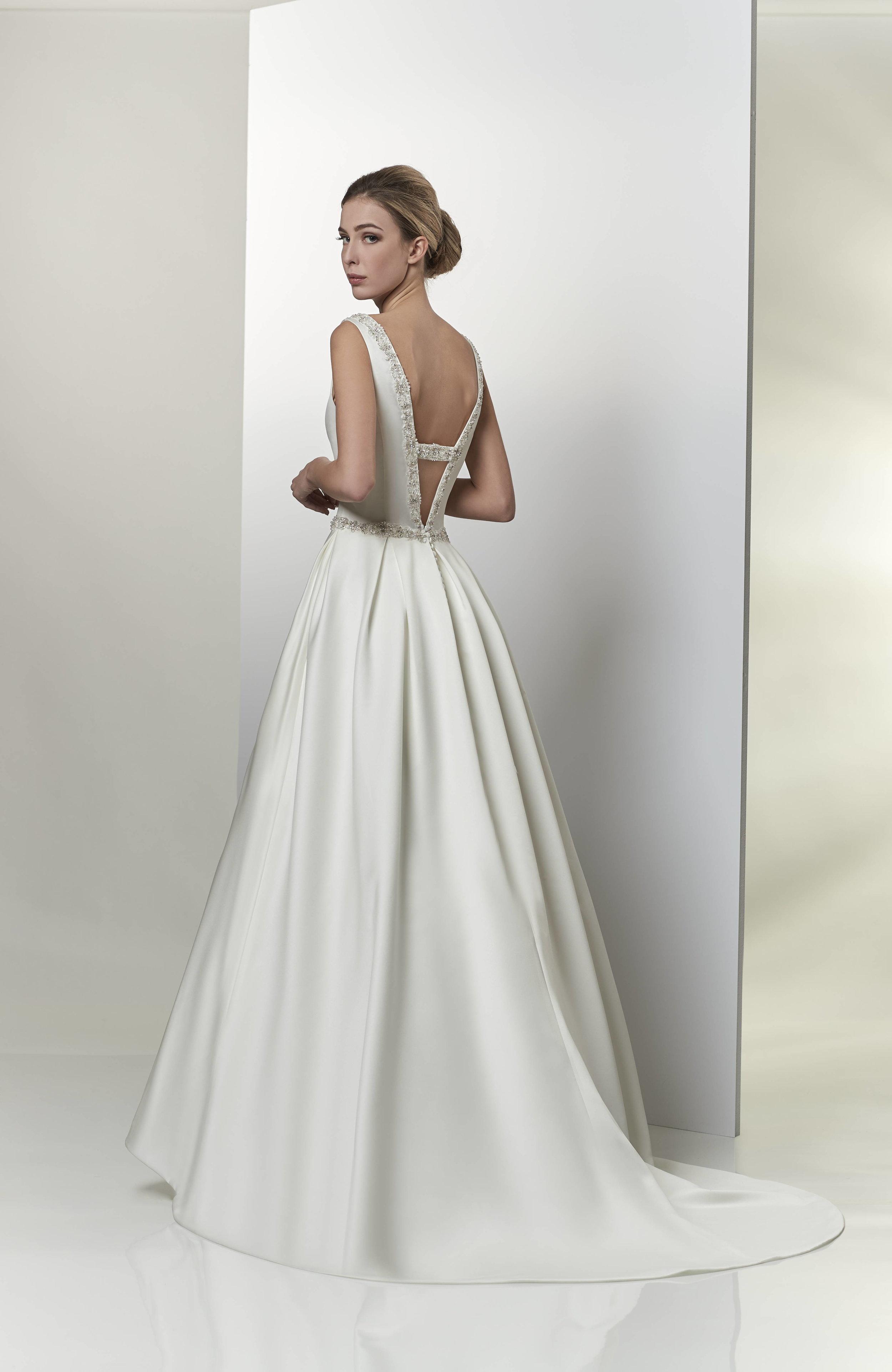 Dress - AT6666 back