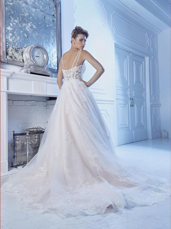 Dress - VE8404 back