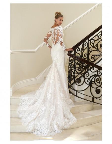 Dress - VE8374N back