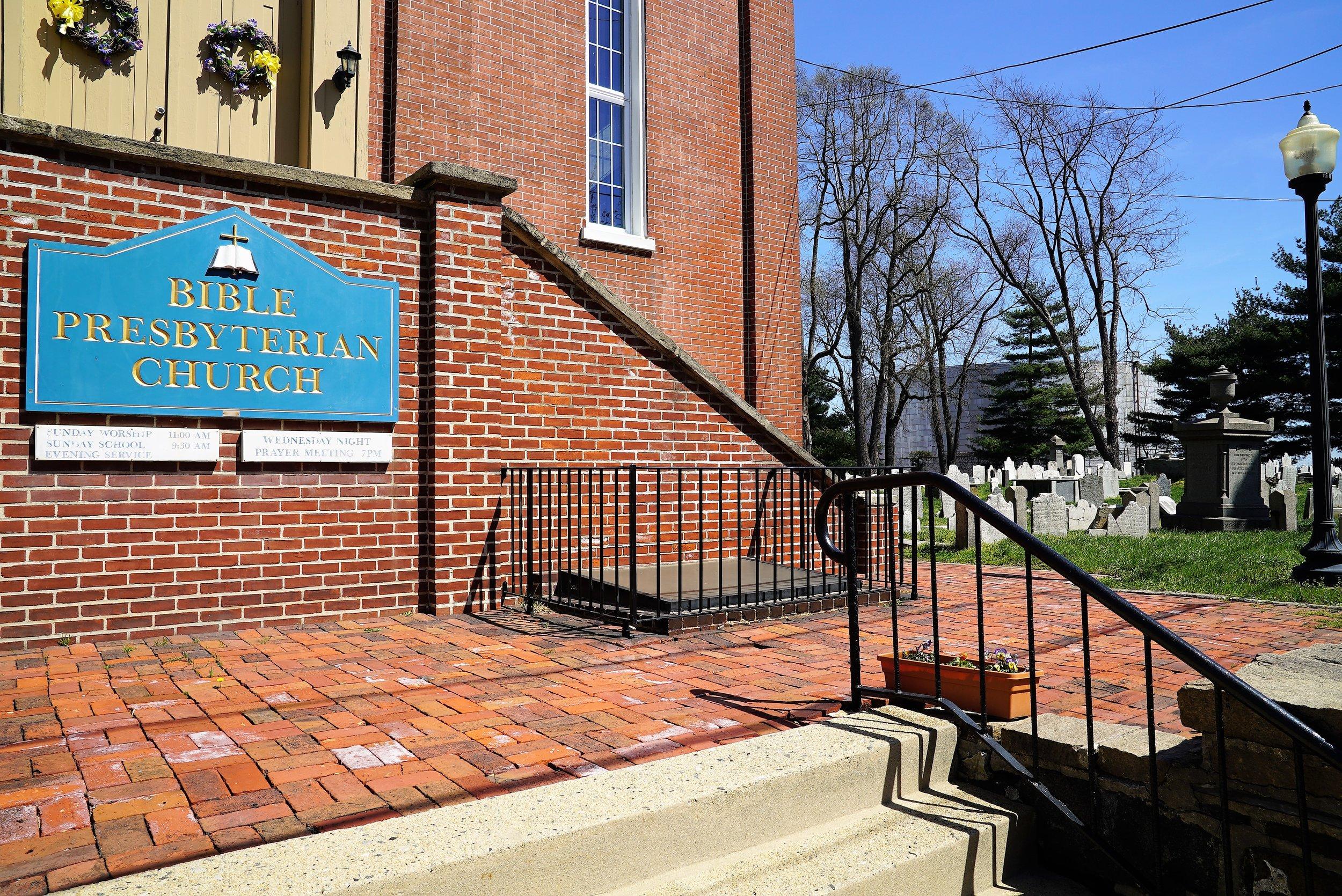 Bible Presbyterian Church Cemetery, Marcus Hook, Pennsylvania.
