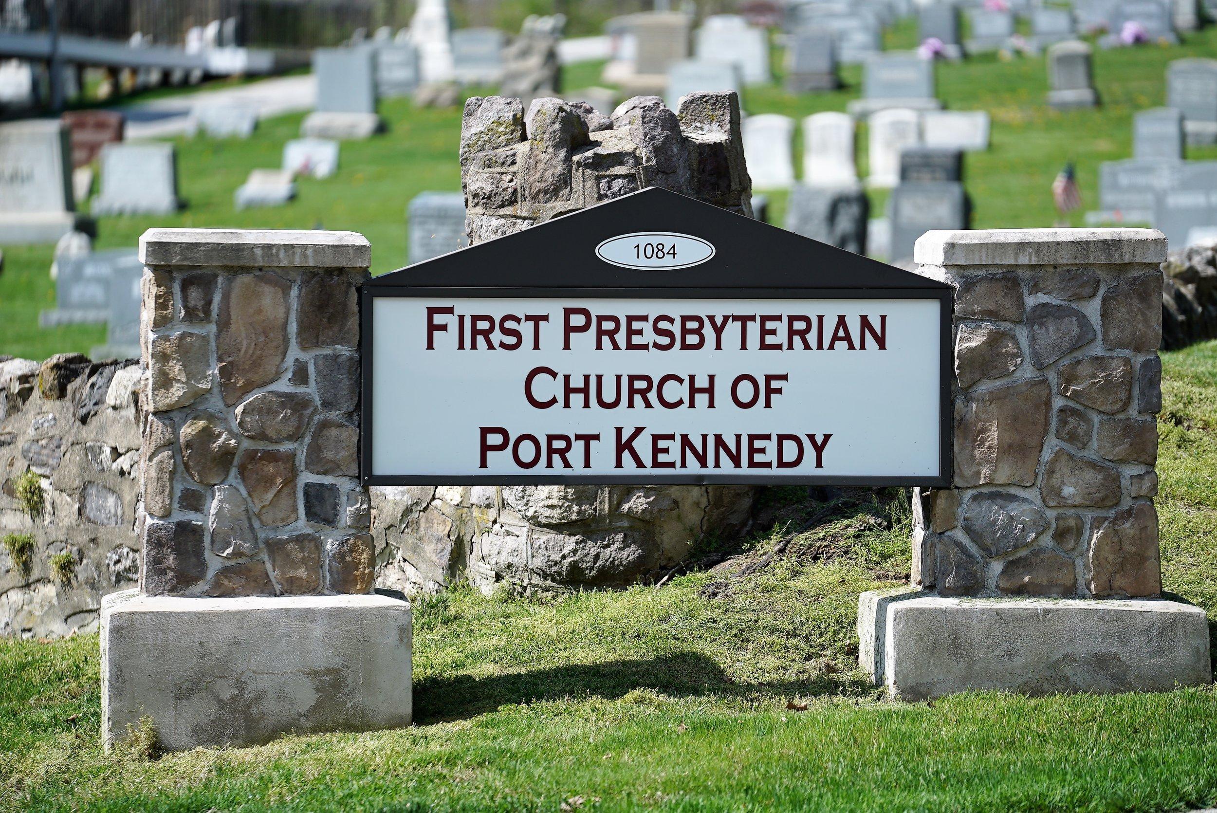 First Presbyterian Church Of Port Kennedy. King Of Prussia, Pennsylvania.