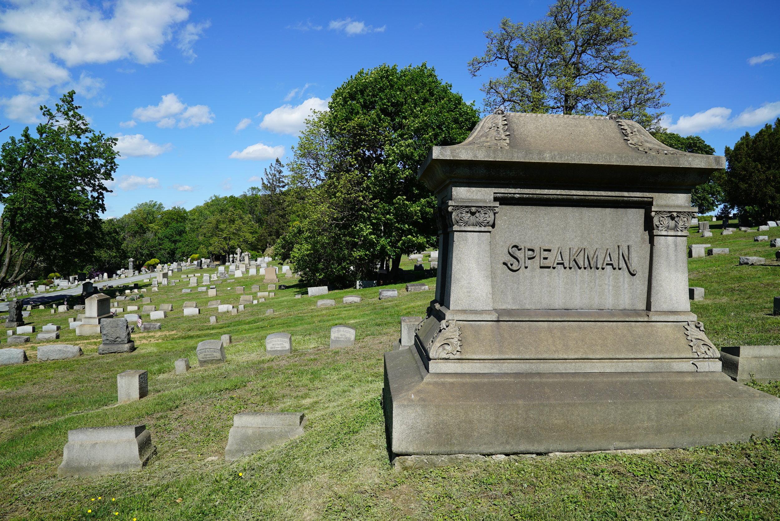 Fairview Cemetery. Coatesville, Pennsylvania.